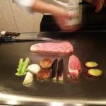 Kobe dinner